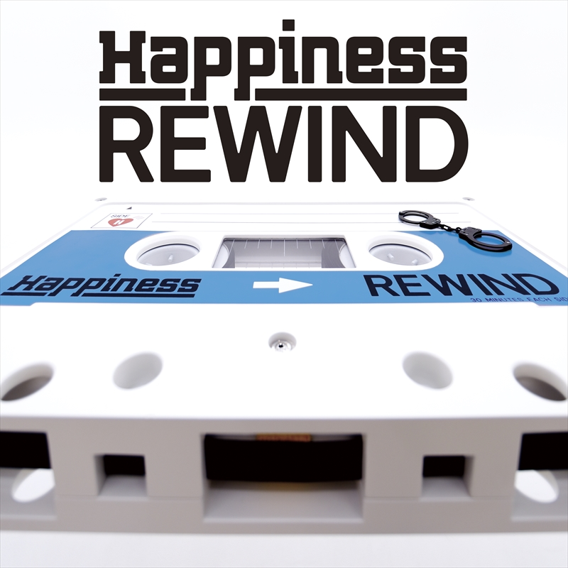 "Capa de ""REWIND"" (CD Only Edition)"